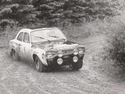 Withers of Winsford Ford Escort Rally Cars